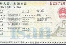 Visado China. Tramites de visado a China / Tramitamos su visado para China, urgente y economico Toda la informacion sobre el visado Chino.