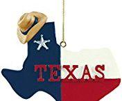 Texas Ornaments
