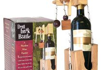 Wine puzzles and paraphanalia / Age 21+ | Picnic paraphernalia, neighbourhood barbecues, game nights and dinner parties.