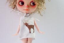 "My custom Blythe Doll"" Guri-Guri"" / by Naoko Yoshioka"