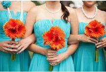 contrast wedding