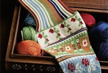 Sock Knitting Patterns / So you've spun your own yarn - great! Now get some great knitted and crocheted sock patterns to use your new handspun fiber!