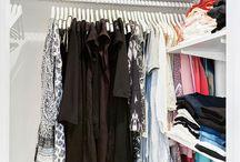 Inredning - Walk in closet