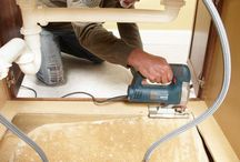 DIY renovations