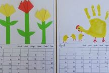 Kalender mit Kindern