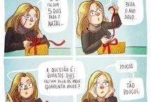 Quarenta! / Webcomic