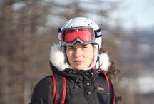Башкирия / Горные лыжи.Отдых с семьей