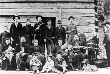 Hatfields and McCoys / No relation, but I love the history / by Lonnie McCoy