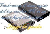 Le guide / Le nostre guide ai dispositivi di memoria: come ottimizzare l'hard disk esterno, come fare il backup e tanto altro.
