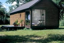 dwellings / ideas for sheds/studio