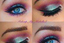 Make up : eyes
