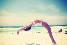 Tumbling/ gymnastics tricks