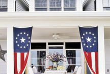 wedding inspiration :: patriotic
