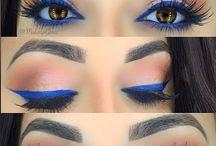 ögon blå