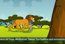 PANCHATANTRA STORIES - THE LION AND THE RABBIT