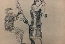 Fury Lacrosse - Art Workshop