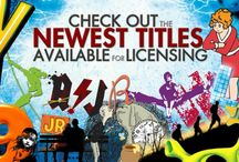 Theatrical Licensing Agencies / by Eve Roberts