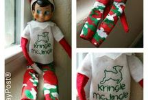 Elf on the Shelf / by Andrea Ray