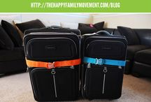 Simple Ideas for Happy Family Traveling / by Jenny Sullivan Solar