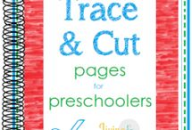 School trace and cut