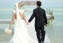 Beach Wedding  / Beach wedding inspiration..scenery & sunshine!