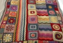 COUVERTURES CROCHET