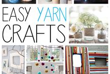 Crafty Gold / Hitting the jackpot with lots of crafty inspiration from several awesomely talented craft bloggers!