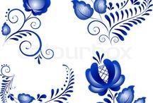 Kék Mintáim