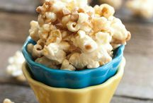 POPCORN / If your watching a movie you can have these for a snack