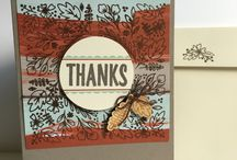 Stampin' Up! My Paper Pumpkin August 2016 Bold Botanicals / Sign up for My Paper Pumpkin for only $19.95 a month here http://bit.ly/2bv8byh  Visit my website http://MyBeautyScraps.com to learn all about the perks of signing up with me and for alternate ideas and inspiration!