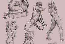 poses :  references , tutorials