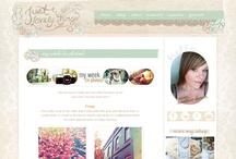 Blog/web design / by Hana Lynch