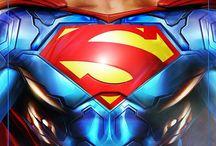 Superheros / New Gods
