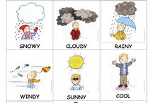 Teaching. Weather.