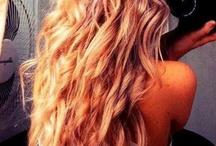 Hair/make up / by Fernanda Botti