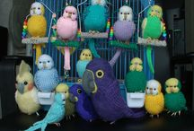 Budgie / Knitted patterns
