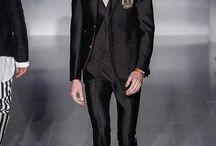Man's fashion / Стильные образы для мужчин