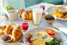 Sunny Side Up / Vivanta presents #SunnySideUp! Mornings garnished with scrumptious breakfast and a pinch of sunlight!