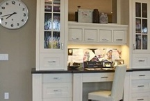 Home Office / by Traci Herger