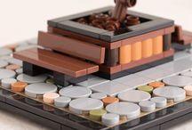 Lego diaramas