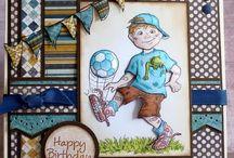 Cards - Karen Doodles digis