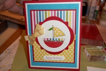 Stampin' Up Ideas / Ideas from Stampin' Up products  / by Lianna Madigan