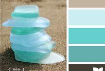 Colour Schemes / by Allison Hand