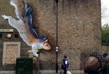 Graffiti, straatkunst