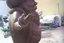 Nasrettin Hoca heykelim :)