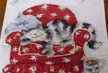 Cross Stitch / by Deann Farley