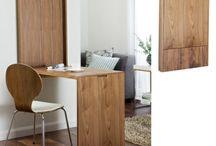 wall folding table