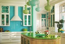 Kitchens / by Stacey Ziegler