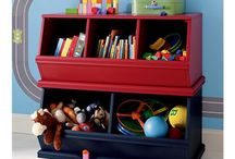 Home: Kid's Room / by Maria Sulit Snure