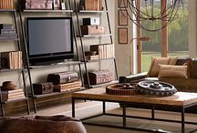 Trends - Living Spaces and Decor / A collection of beautiful design and decor ideas for the updated Living Room, Family Room, or Great Room